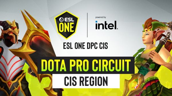 ESL One CIS Online Season 1: Lower Division